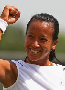 Anne Keothavong Tennis Desktop picture